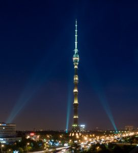 Ostankino Tower - Moscow