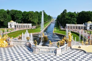 Peterhof Palace Gardens - St Petersburg